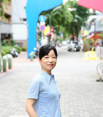 撮影は、おなじみ女流カメラマンの太田未来子さん!
