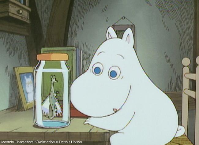 神戸の恒例映画イベント新開地映画祭のこどもアニメ劇場。3作品目は「楽しいムーミン一家 第13話「地球最後の龍」」。北欧好きにはたまらないトーベ・ヤンソンの名作です!
