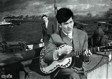 「ギターを持った渡り鳥」(主演:小林旭)