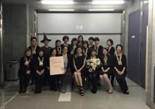 新開地映画祭 杉本彩さんと女性スタッフ