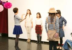 Model&Beauty School『sen-se』(姿勢・ウォーキング)