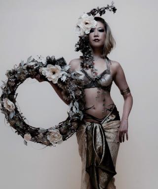 AXE(Tribal Fusion Bellydancer & Instructor)